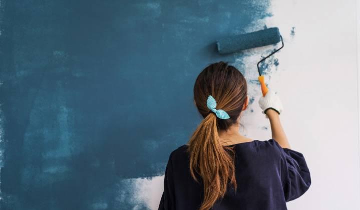 Peinture écologique mate Pod'Paint